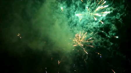 firework display : Fireworks with sound