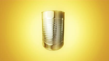 green soda can : Cans animation pack 3 in 1 with background 9 sec for loop