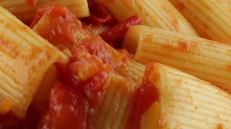 starch : Rigatoni with sauce