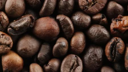 soon : Coffee beans beans Stock Footage