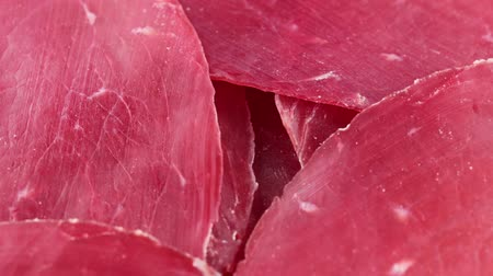 reddish : Bresaola, red meat