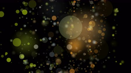 bright bubble : Wonderful video animation with bubbles and light in motion 4096x2304 loop 4K Stock Footage