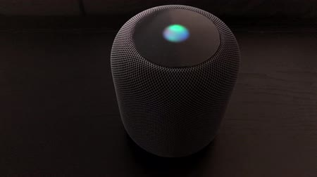 Using an Apple HomePod speaker