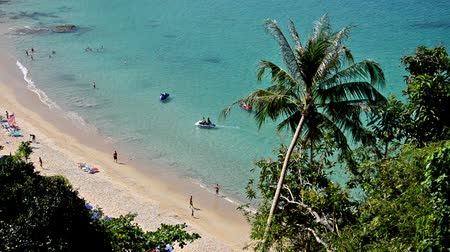 outside view : Wonderful seascape. Phuket, Thailand