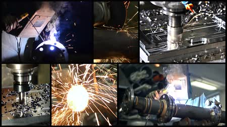 kolaj : metalworking collage