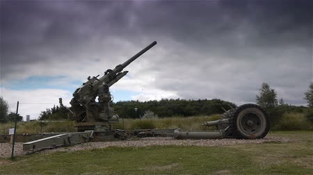 canon : Canon at Utah Beach D-day museum, Normandy France
