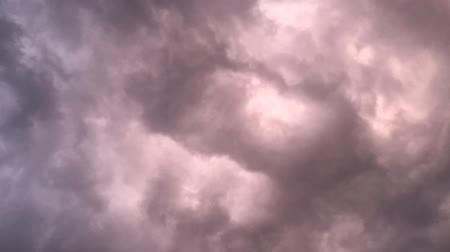 coulds : Rain clouds TimeLapse changing colour