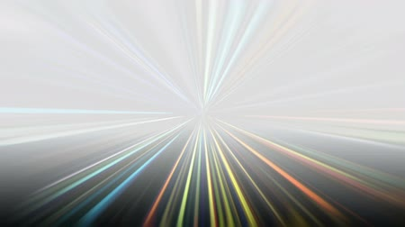 gradace : Aastarct stylized endless road, high speed motion rays. Background for tv show intro or opener, christmas theme, holiday party, clubs, event music clips, advertising footage. Fast transition