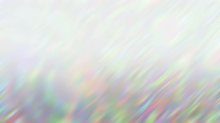 hallucinations : Colorful blurry iridescent beams. Geometric ornament. Live wallpaper background. TV show intro, blog opener, psychedelic hypnotic rhythm, holiday, event, music clip, vlog presentation footage.