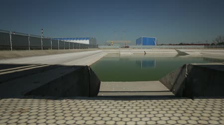 clarifier : Ð¡leaning pool