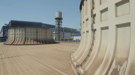 clarifier : Wastewater treatment system at the metallurgical plant