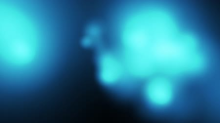 cycle : blue abstract loop background Stock Footage
