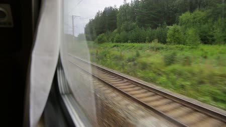 rekesz : View from the trains window
