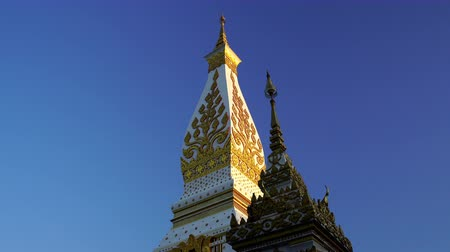 wat : Wat Phra That Phanom Temple in Nakhon Phanom Province,Thailand