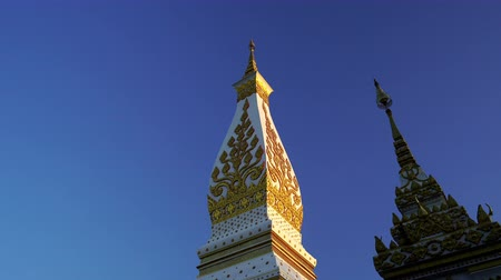 言うこと : Wat Phra That Phanom Temple in Nakhon Phanom Province,Thailand
