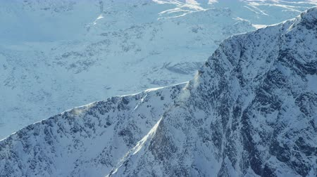 norvégia : Peaks in The North of Norway