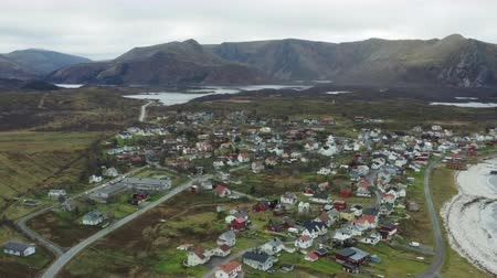 The Vesteraalen area in the North of Norway