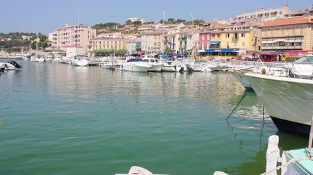 obec : Port of Cassis, south of France