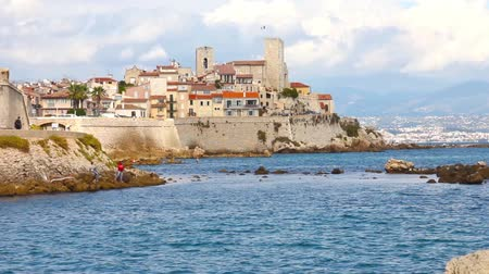 милый : Landscape in Antibes, France