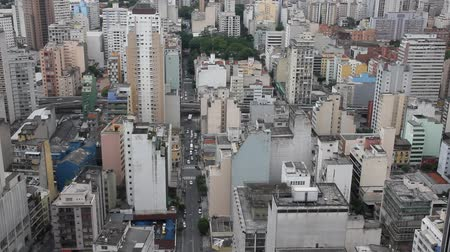 brazília : Buildings in Sao Paulo, Brazil