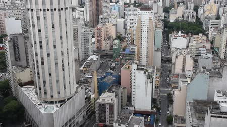 latin amerika : Buildings and streets in Sao Paulo, Brazil