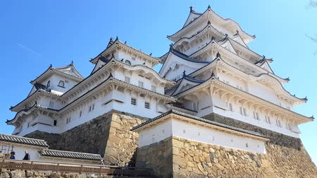 tutmak : View of the Himeji castle, Hyogo, Japan