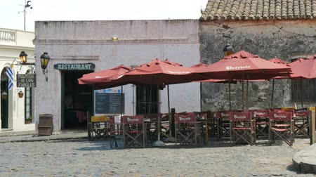 Colonia del Sacramento, Uruguay. Establishing a small restaurant in the historic center (at the Unesco World Heritage site).