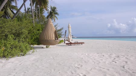 Мальдивы : Beautiful Maldives sandy beach