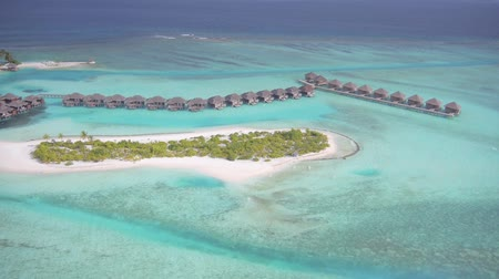 Мальдивы : Aerial view of beautiful Maldives