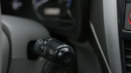 wiper : Windscreen wipers activation in car footage