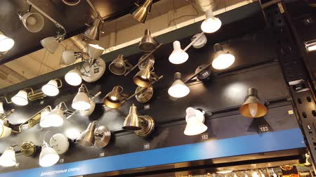 viktoriánus : Lamps for sale in department stores