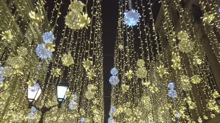 goma : Beautiful street illuminations for Chritmas