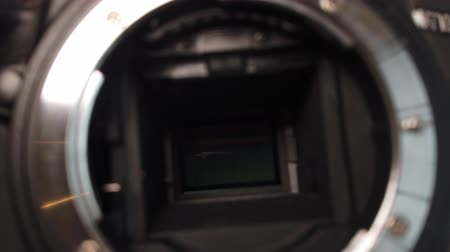 repair : Demonstration of a digital camera