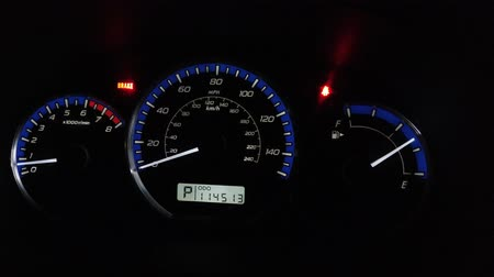 bitola : Car Dashboard With Speedometer