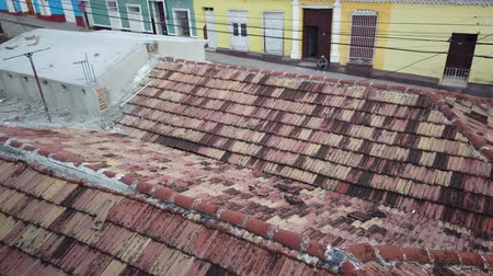 terracota : Red tiled roofs of Trinidad. Sancti Spiritus, Cuba