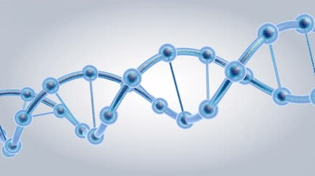 estruturas : Abstract DNA Stock Footage