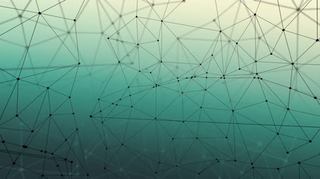 design elemek : Connection structure , 3d animation abstract background