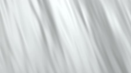 белый : White abstract waving background