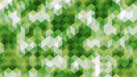 geometric : Pattern of geometric shapes, abstract animation Stock Footage