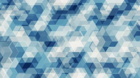 hexágono : Abstract animation background Vídeos