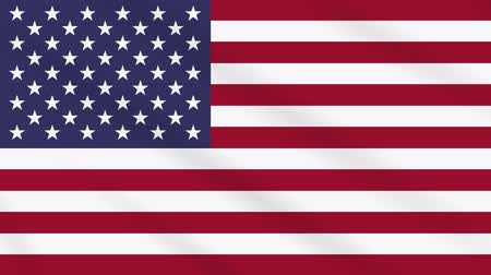 usa independence day : US flag waving flag, ideal for background.