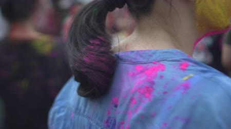 santo : Holi Festival A Joyful And Colorful Festival Of India