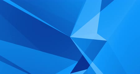 Abstract blue digital 3d background