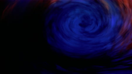 rozptyl : Galaxy swirl. Mixed paints whirlpool. Abstract blue colored dye motion. Light flare