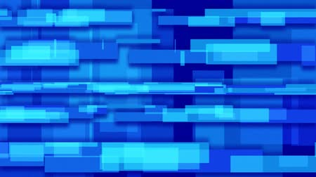 dikdörtgenler : blue abstract loopable background rectangles