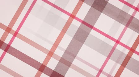 kumaş : red checked fabric loopable background