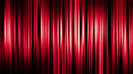 mozaik : red stripes loop background