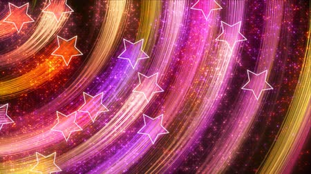 disko : disco stars abstract loopable background multicolor