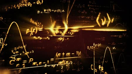 matemática : shining physics maths formulas loop