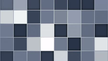 mosaico : tiles loopable backgrounds Stock Footage